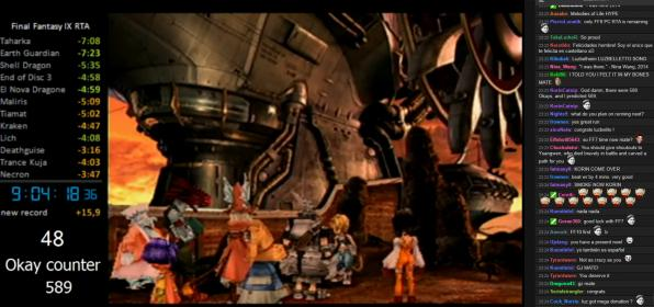Luzbelheim gets FF9 WR! - Lzuruha Forums